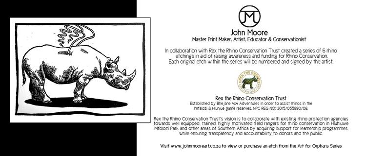 Rex the Rhino Conservation Fund